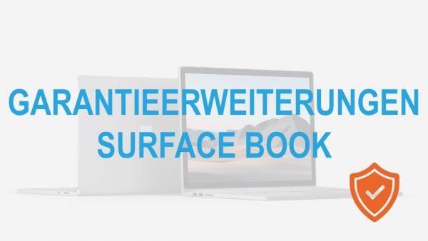 Garantieerweiterung Surface Book