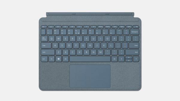 Surface Go 2 For Business Signature Type Cover Eisblau