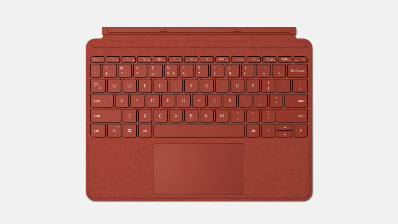 Surface Go 2 for Business Signature Type Cover Rot