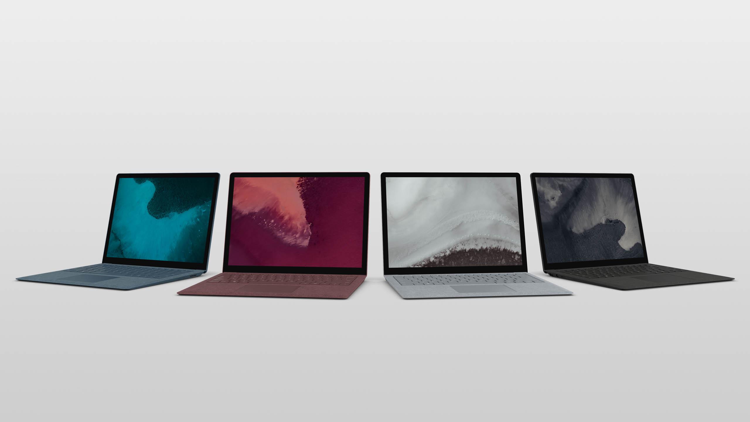 Surface Laptop 2 Feacher