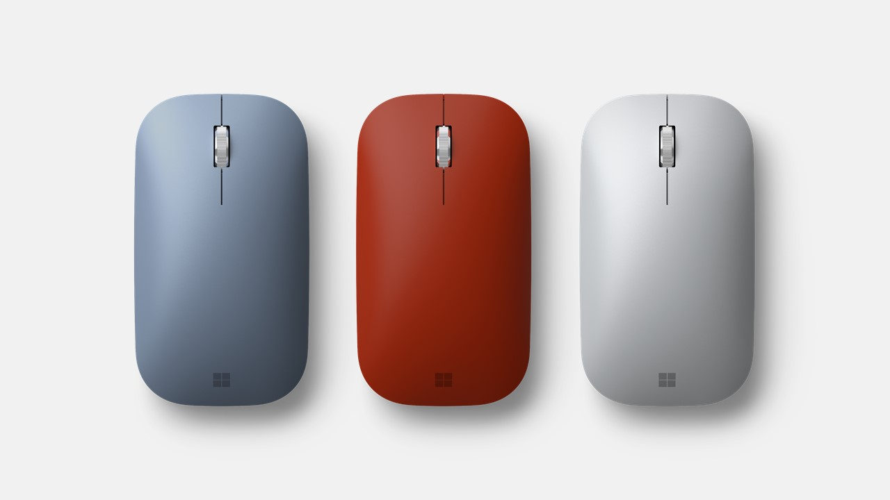 Surface Mobile Maus