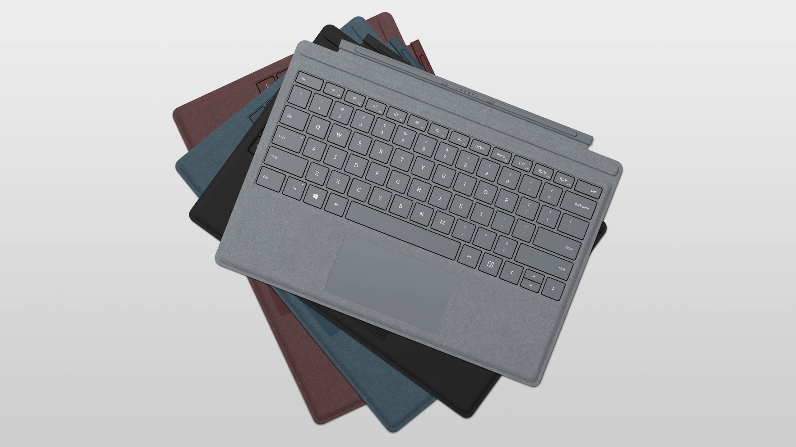 Surface Pro Signature Type Cover Faecher