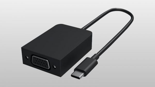 Surface USB-C Nach VGA Adapter