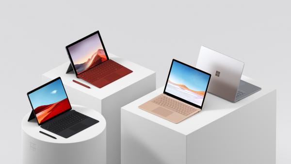 Surface Modelle
