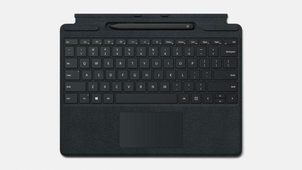 Surface Pro X Signature Keyboard + Slim Pen Bundle