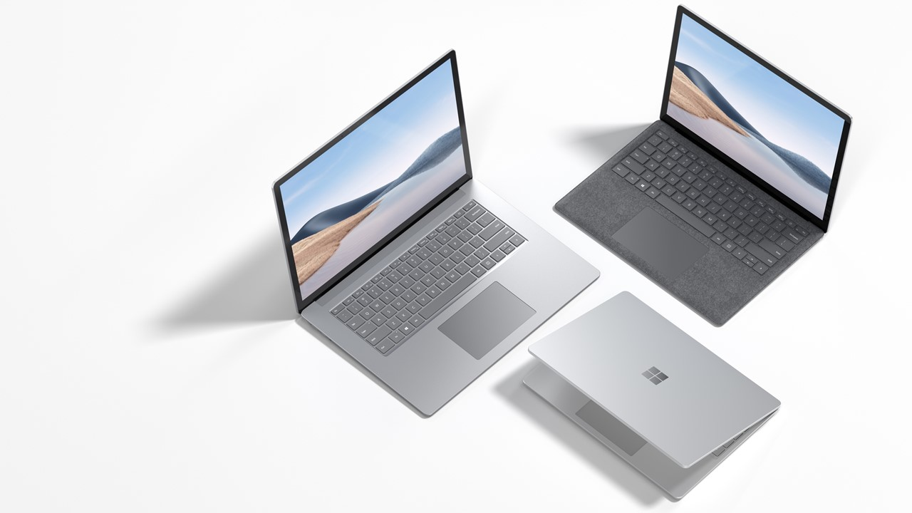 Surface Laptop 4 for Business