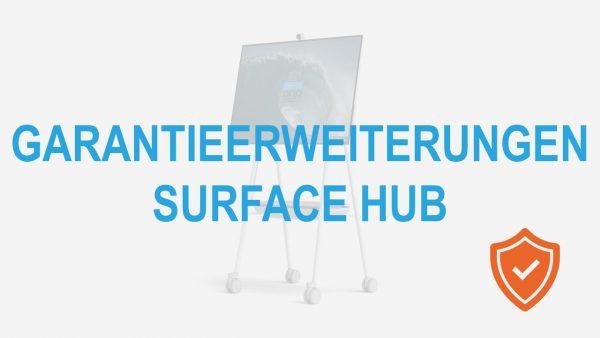 Garantieerweiterung Surface Hub