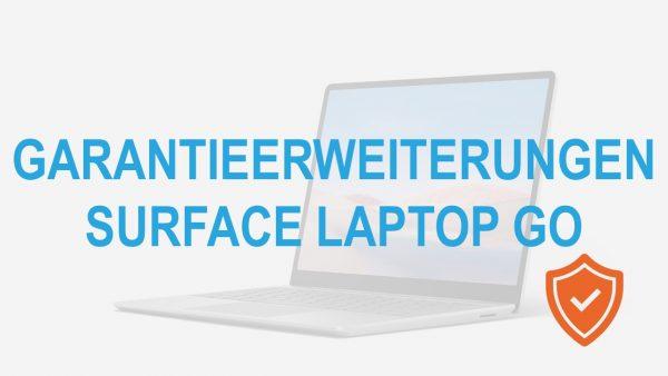 Garantieerweiterung Surface Laptop Go