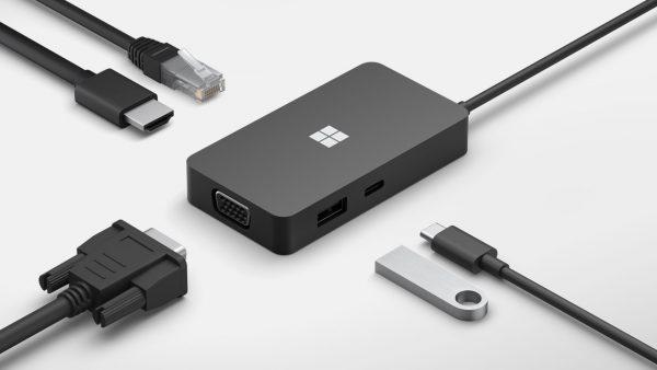 Surface USB-C Travel Hub