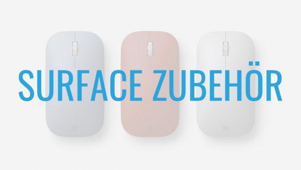 Microsoft Surface For Business Zubehör
