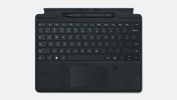 Surface Pro Signature Keyboard Mit Fingerprint-ID